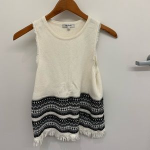 Trendy Morocco sweater top madewell